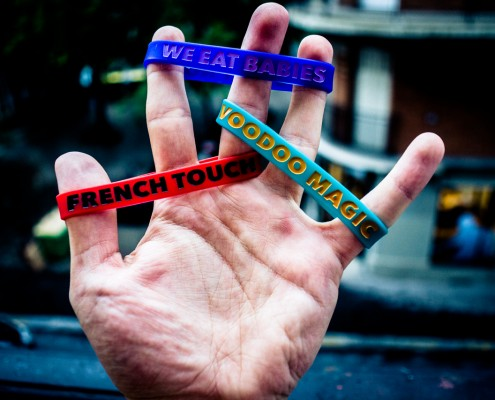 New French Wristband Collection